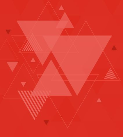 red triangle small